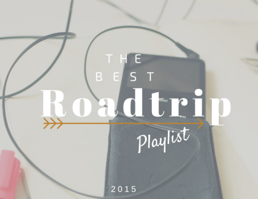 Best Roadtrip Playlist 2015 || Wanderwings.com