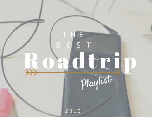 Best Roadtrip Playlist 2015 || Wanderwings.com