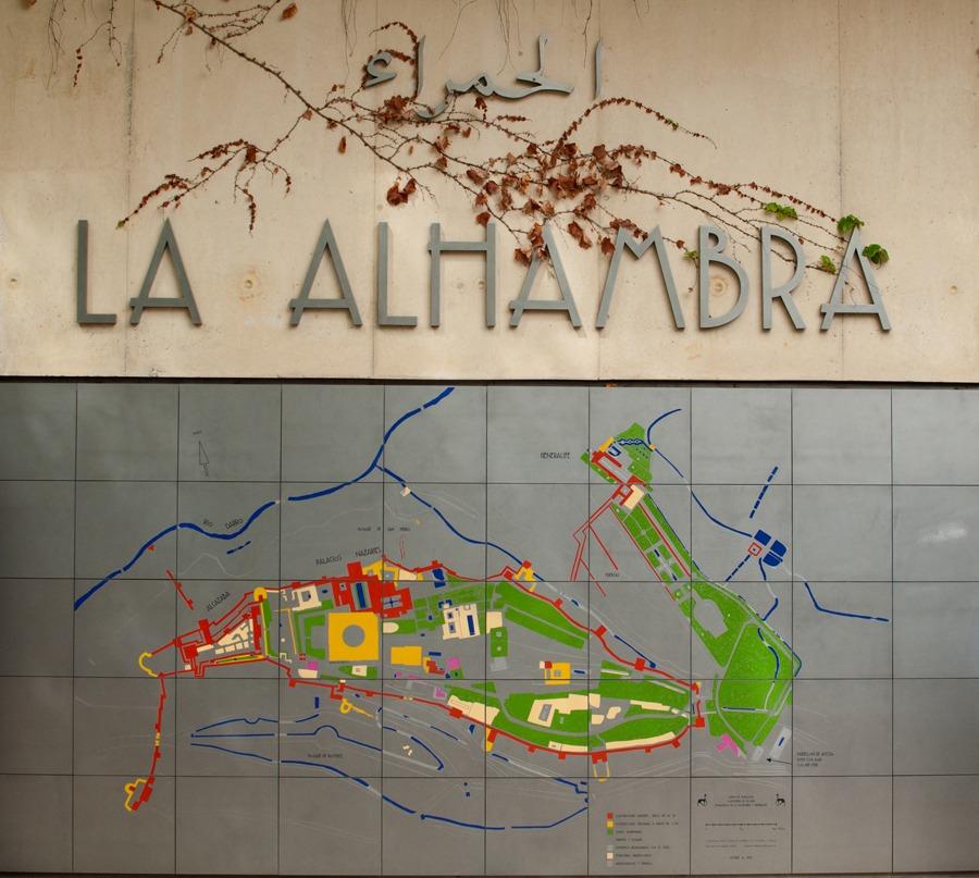 Great 8 day southern Spain road trip itinerar - Granada