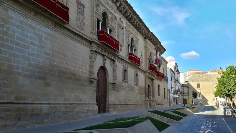 Baeza (Spain) a UNESCO World Heritage site