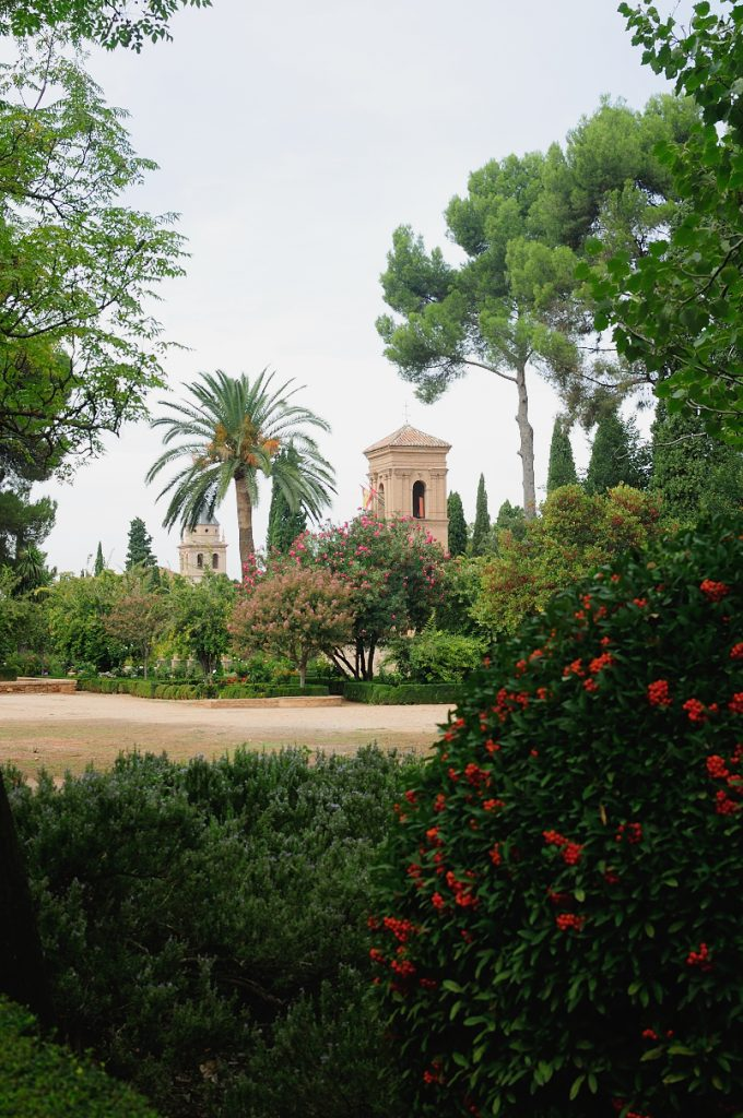 La Alhambra (Granada)    Wanderwings