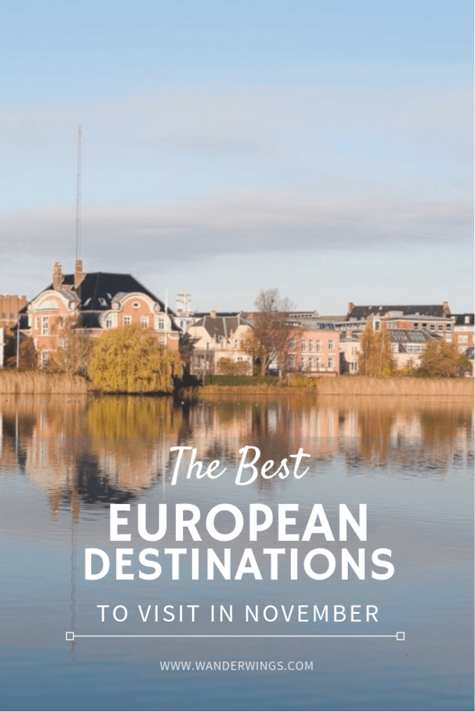 What are the Best European Cities to Visit in November