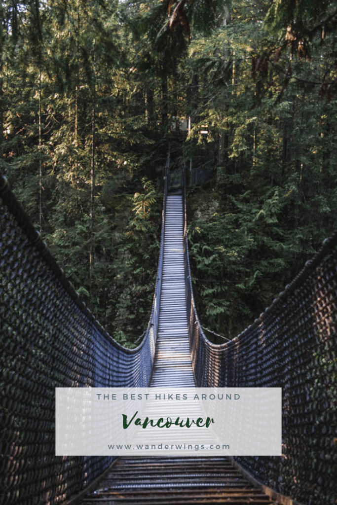 5 Easy Hikes Around Vancouver Perfect for Autumn